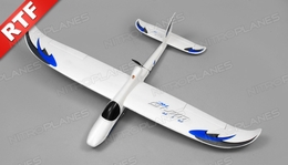 AirWing 4-CH Wingsurfer 1372mm RC Trainer/Glider EPO RTF 2.4Ghz (Blue)