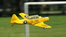 2.4GHz Airfield AT6 Texan 800mm RC Warbirds RTF w/ Brushless Motor+ESC+Everything (Yellow)