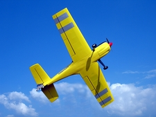 "Zlin Z-50  Gas Engine 120 - 70"" Nitro Gas Radio Remote Controlled RC ARF Plane"