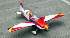 EDGE 540T Red 40-Size Nitro RC Plane Kit