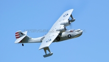Dynam PBY Catalina 4 Ch 1470mm Brushless Motor/ESC ARF
