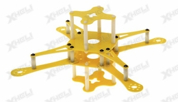 CR4-230 QuadCopter w/  KIT Airframe (Yellow)