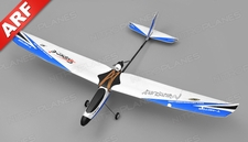 Tech One Hobby Mercury Trainer 4channel Almost Ready to Fly (Blue)