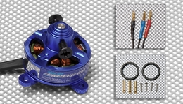 New Exceed RC Legend Motor 1804-2250Kv for Light Weight Planes & Small Quads