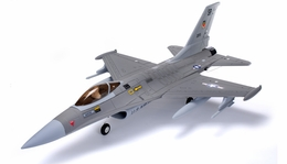 ARF Receiver-Ready AirField RC 70MM EDF RC Jet w/ Brushless Motor+ESC (Sky Grey)