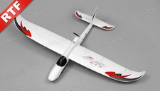 AirWing 4-CH Whisperwind 1700MM RC EPO Glider 2.4G RTF (Red)