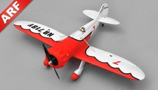 Dynam GeeBee 4 Channel Sport Aerobatic Plane Almost Ready to Fly 1270mm Wingspan
