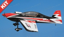 Nitro Model SBach 342 4 Channel Aerobatic 3D 70 size Nitro Plane Kit 1520mm(Black)