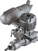 ASP S46AII 2 Stroke Glow Engine with Muffler for Airplane