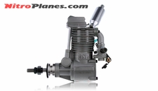 ASP FS91AR 4 Stroke Glow Engine with Muffler for Airplane