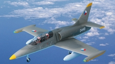 New CMP Fiberglass  Aero L-39 Albatros 1200mm RC Jet Trainer plane Kit version
