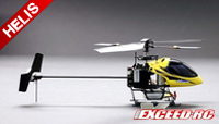 Exceed RC Helicopters