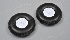 "Rubber PU Wheels 4.50""XH30mm"