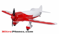 EP 26� Aerobatic Geebee Scale Remote Control Plane Airframe KIT(Red)