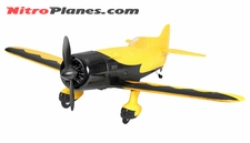 EP 26� Aerobatic Geebee Scale Remote Control Plane Airframe KIT (Yellow)