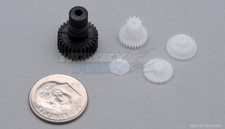 Servo Gear Set for D655 D656 D115F D133F
