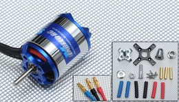 Exceed RC Brushless Motor 840kv  21 Turn Rating for Airplanes