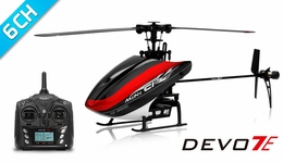 Walkera Mini CP 6 Channel Helicopter Ready to Fly RC