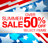 Summer Sale - 50% Off Select R/C Models While Supplies Last!