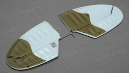 Horizontal wing Set
