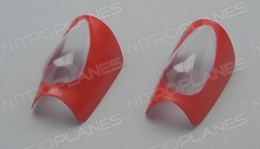 LED Lights Cover (Red)