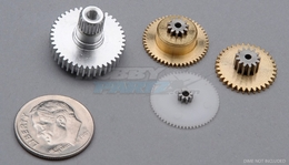 Servo Gear Set for D227 D223F