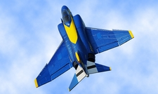 Exceed RC F-4E Phantom ARF 64mm EDF RC Jet (without Transmitter & Receiver)