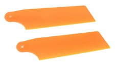 Tail rotor set (orange)