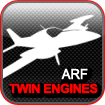 ARF Twin-Engines