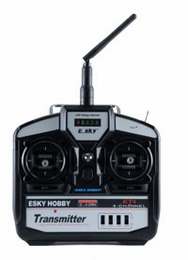 ESKY 2.4GHz 4 Channels Transmitter (ET4)