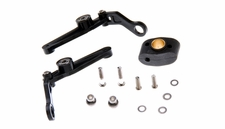 Washout control arm and washout base set