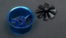Micro 40mm EDF,including the unique 8-blade fan rotor� and ducted housing�
