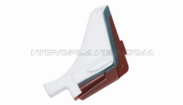Sky Trainer 400 Rudder (Red)