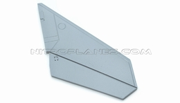 One Pc of Right Tail Wing-Grey