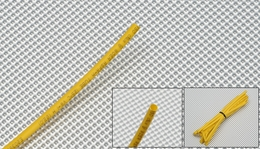 heat-shrinkable tubing  �2---yellow