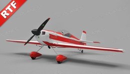 AeroSky Cap 6 Channel Aerobatic  RTF Wingspan 750mm RC Plane (Red)