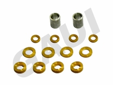 Mini Spacer & Brass Washer Spare Pack
