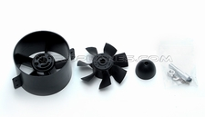 One Set Of Ducted Fan (without Motor)-90mm
