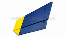 One Pc of Left Tail Wing-Blue