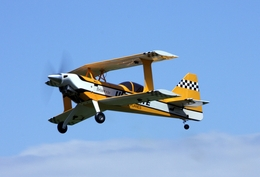 Ultimate 45CC-50CC Giant Scale Radio Remote Controlled RC Bi-Plane