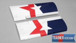 Main Wing Trainer (Blue)