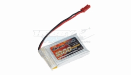 GENS ACE 1000mAh 3.7V 15C LiPo Battery
