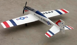 "USAF U.S. Air Force 40 - 52"" Nitro Gas ARF Radio Remote Control RC Aircraft Jet Plane"
