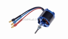 Dynam Brushless Motor (1100kv) for Dynam Spitfire, SkyBus,Grand Cruiser, SkyTrainer 182, Piper J3 Cub, PBY Catalina