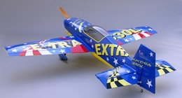 "Extra 330L 50 - 80"" ARF Engine Power Radio Controlled Scale Airplane Almost-Ready-to-Fly"