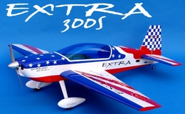 "CMP Extra 300s 140 - 73"" Large Scale Nitro Gas Radio Remote Controlled RC Aerobatic Plane"
