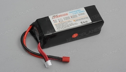 Lipo Battery for Plane Airfield P51, P40, Thunderbird (No Connector)