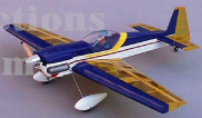 "Cap-232 (3D-25) - 43.25"" ARF Radio Controlled 2C 4C Engine Powered Aerobatic Aircraft"
