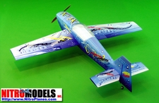 Giles 202 - 50 - 1400mm Nitro Gas Radio Remote Controlled RC Airplane Aerobatic Aircraft