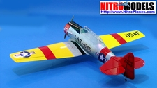 "AT-6 Texan 160 - 82"" ARF Nitro Gas Radio Remote Controlled Scale Airplane"